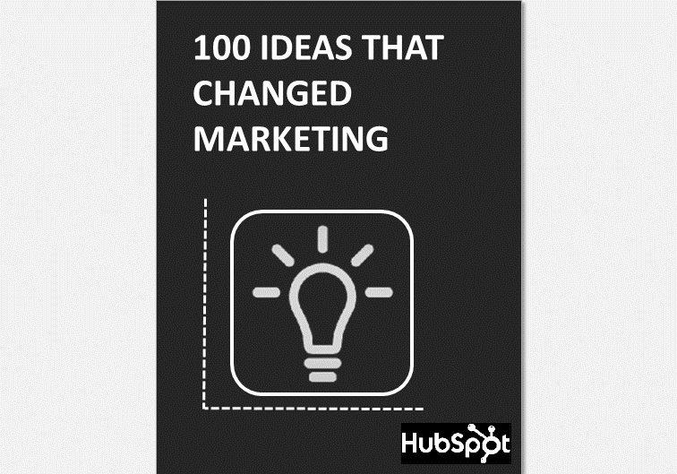 100 Ideas That Changed arketing