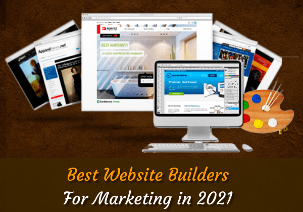 Best Website Builders 2021